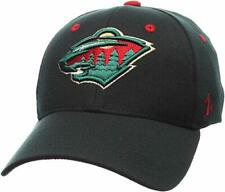 X-Small NHL Zephyr Minnesota Wild Mens Breakaway Hat Gray