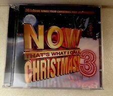 Now That's What I Call Christmas!, Vol. 3 by Various Artists (CD, Oct-2006, 2CDS