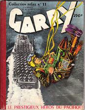 GARRY album relié n°11 - n°85 à 90 - Impéria 1955.