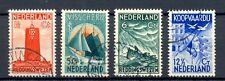 NEDERLAND 1933  # 257/60   KW € 45    GEST.LUXE