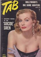 Vintage   pinup digest magazine #029 - JUNE 1955 TAB