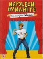 Napoleon Dynamite - Special Collector's Edition [DVD] Very Good DVD