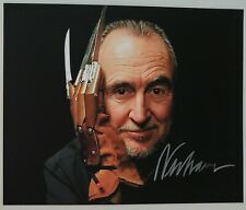 New ListingWes Craven - Hand Signed 8x10 - Autographed Photo - Hologram coa