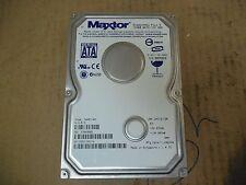 Maxtor DiamondMax Plus 9 120GB SATA/150 HDD Hard Drive YAR51HW0 6Y120M013601A