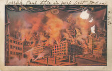 San Francisco Ca * Disaster by Quake & Fire 1906 * James Lee Co.