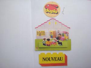 Mobile Display Store Pos lego Duplo - Vintage Display 1994 N° 3