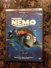 Finding Nemo (Dvd, 2003, 2-Disc Set) Authentic Us Release