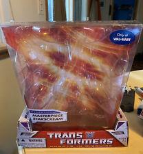 Box Only Transformers Masterpiece Decepticon No Starscream Wal-Mart Exclusive
