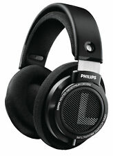 Philips SHP9500 HiFi Precision Stereo Over the Ear Headphone-Black-NEW/OPEN BOX