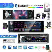 "4.1"" HD Single 1 DIN Car Stereo Radio Bluetooth FM AUX USB Car MP3 MP5 Player"