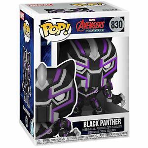 Funko Marvel Pop Marvel Mech Black Panther Vinyl Figure NEW FACTORY SEALED