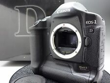 【Exc!!】Canon EOS 1D Mark II 8.2MP Digital SLR Camera Free Shipping! From Japan!