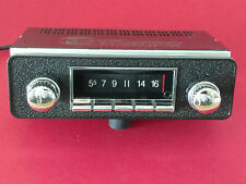 AM FM Stereo Radio Jaguar XKE E-Type Series 1 2 USB Bluetooth Classic Look/Style