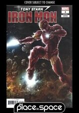 TONY STARK: IRON MAN #1ZA - CONNECTING VARIANT (WK25)