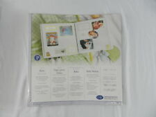 New Creative Memories 12 x 12  Baby Pages Gender Neutral 2004