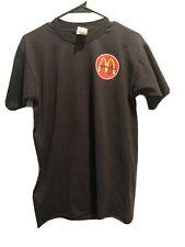 McDonald's Vintage Throwback Men's Medium T-Shirt Black