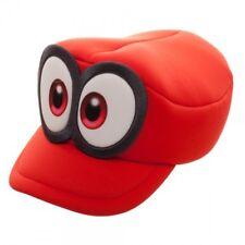 Nintendo Super Mario Odyssey Cappy  Costume Cosplay Hat Official Licensed Legit