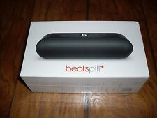 Beats by Dr. Dre Pill + Portable Wireless Speaker-Black NEW