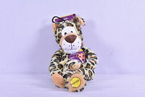 Multipet Cuddle Buddies Large Swingin Safari Giraffe Dog Toy with Squeaker