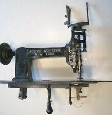 Chain stitch Embroidery Chenille Sewing Machine Joseph Shifter Bonaz Head Only