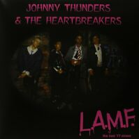 JOHNNY & THE HEARTBREAKERS THUNDERS - L.A.M.F.(180G/GATEFOLD)  VINYL LP NEW