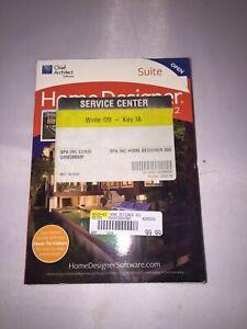 Chief architect software home designer suite 2012
