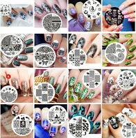 BORN PRETTY Nail Art Stamp Template Image Stamping Plate  Tool BP01-40