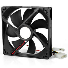 120mm INTERNO PC de Sobremesa Ventilador para informática CPU