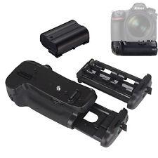 Vertical Battery Grip w/1x EN-EL15 Battery Kit for Nikon D850 Camera as MB-D18