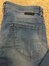 Diesel Denim Pants Medium Wash Slim Stretch Jeans 30x28