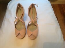brand new Reiss wedge sandals size 8 UK