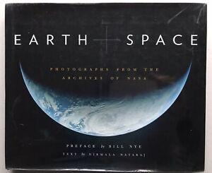 Earth Space Photographs From The Archives Of NASA by Nirmala Nataraj (HC, 2015)