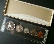 1961 United States Proof Set of Coins in Plastic Holder
