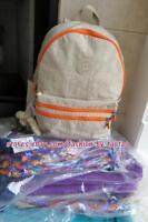 New w Tag  Kipling Bouree Backpack water bottle pocket