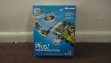 Microsoft Plus! SuperPack for Windows XP PC CDROM Standard/Digital Media Edition