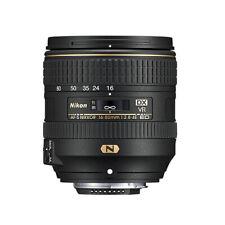 Nikon AF-S DX Nikkor 16-80mm F/2.8-4e Lente Ed VR