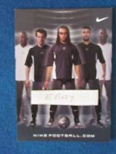 "Nike Football Postcard -6""x4"" - Nike Football.Com - 2007"
