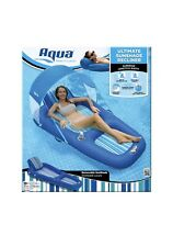Aqua Relax in Luxury Ultimate Sunshade Recliner Lounge Inflatable with Canopy