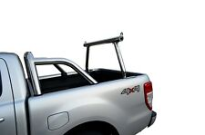 3'' Stainless Steel Ladder Rack for Nissan Navara D40 07-14 Tub Ute 150kg Load