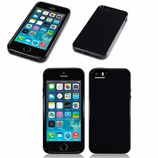 Original Apple iPhone 5, se Ultra-Slim Extreme Cyber Recubrimiento Estuche Negro De Aire