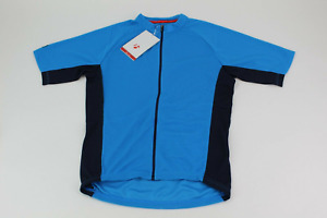 Trek / Bontrager Men's Solstice Jersey Blue Size XS