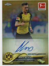 Topps Bundesliga Chrome 2019  - Marco Reus GOLD Autograph 12/50