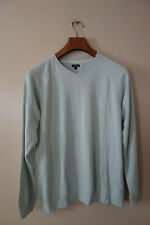 J. Peterman Comfortable Sweatshirt  V-Neck Size S, M, L, XL NWOT