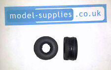 Spot On Lorry / Truck Pair of Original Double Tyres ERF AEC Thames Austin etc