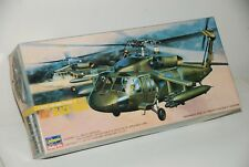 Hasegawa 1:72 Helicoptero Sikorsky UH-60A Black Hawk model kit maqueta