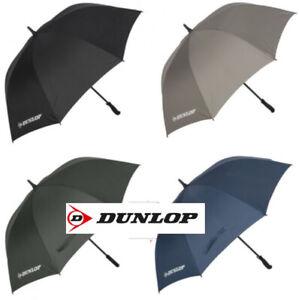 XXL Dunlop Regenschirm 130 cm Stockschirm Partnerschirm Golf Schirm Umbrella