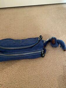 Kipling blue pouch