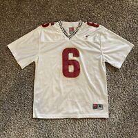 Nike FSU Florida State University Seminoles Football Jersey Men's Size M NCAA #6