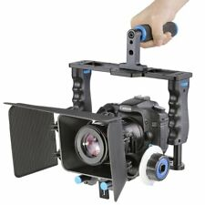 YELANGU Camera Video Cage Kit Movie Kit Film Making System for Canon 5D mark II