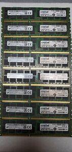 128GB (8x16GB) DDR3 PC3-14900R 1866MHz ECC Reg Server Memory RAM Upgrade Kit